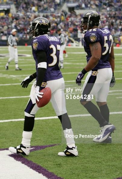 size 40 3e36f c7750 Deion Sanders and Ray Lewis | Deion Sanders - Baltimore ...