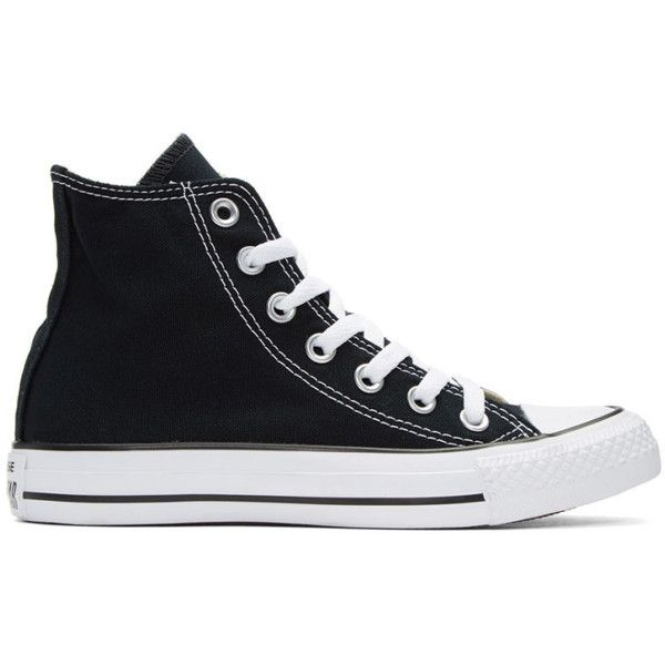 f3a49e831 ... get converse black and white classic chuck taylor all star ox high top.  cddfb f40c8