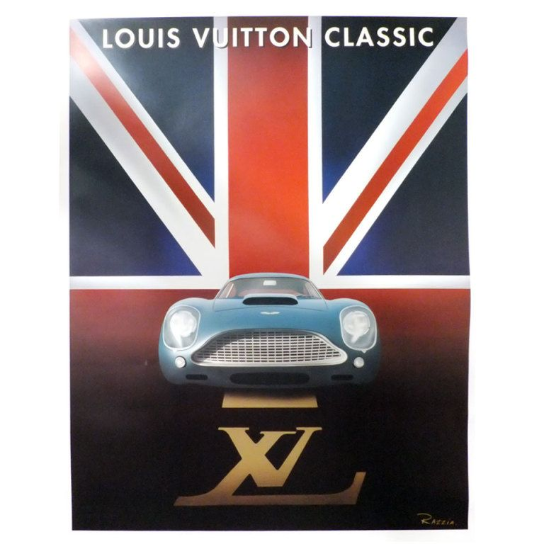 68497795e392 These Art Deco Louis Vuitton Posters Are A Perfect Look For Any Home ...