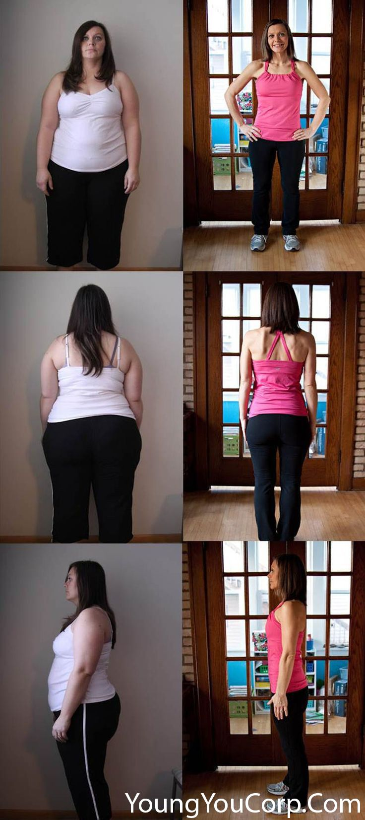 How can you lose weight but gain body fat