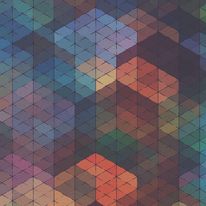 iPad 3 Retina Wallpaper (Part 1) - excites | Graphic Designer | Simon C Page