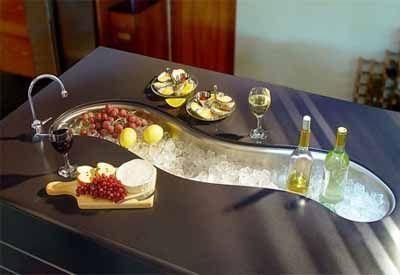 Charming Modern Kitchen Design Trends 2012, Redesigning Kitchen Interiors