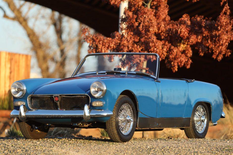 1961 mg midget mk i mg midget classic cars online midget
