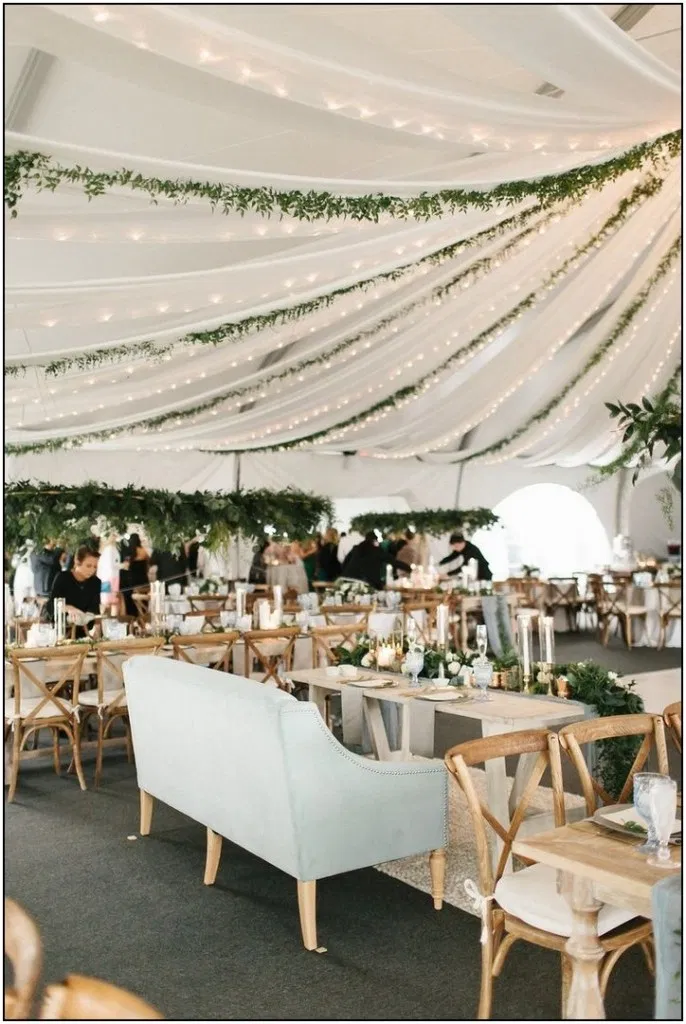 125 Trending Tented Wedding Reception Ideas For Outdoor Wedding