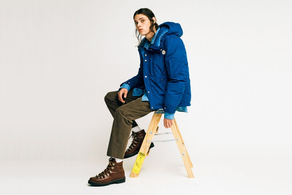 87f624c86 THE NORTH FACE PURPLE LABEL Releases a 2017 Fall/Winter Unisex ...