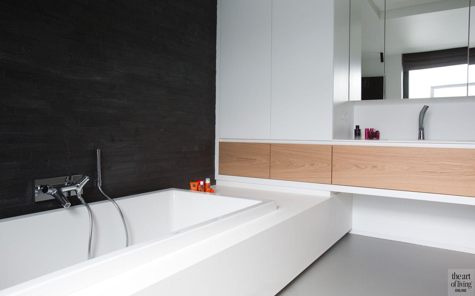 Minimalistic bubbles block office architecten sanitair