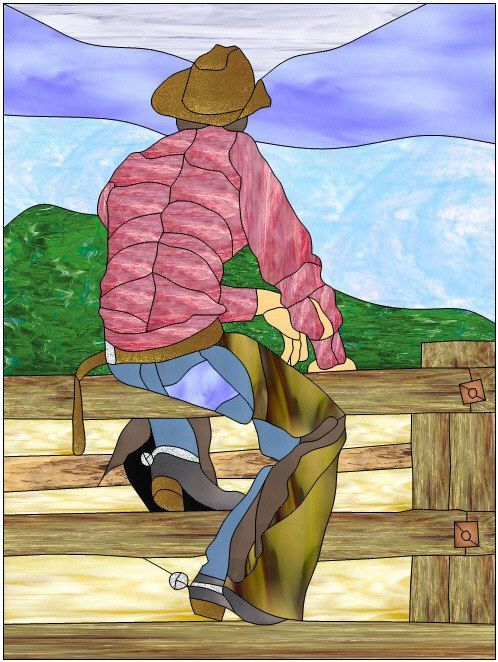 """""""Riding the Fence"""":"""