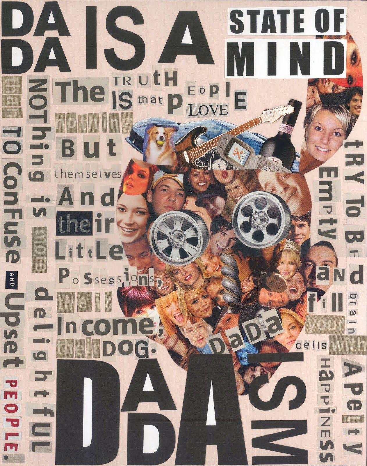 Dadaism Dada Art Movement