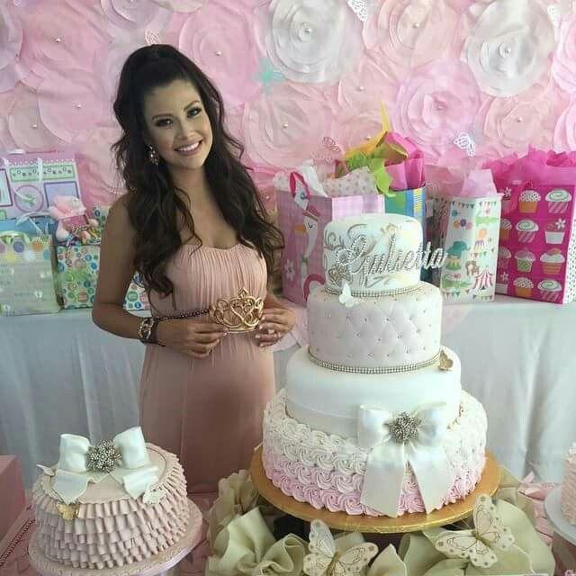 Ana Patricias Baby Shower Babygiulietta Despiertaamerica