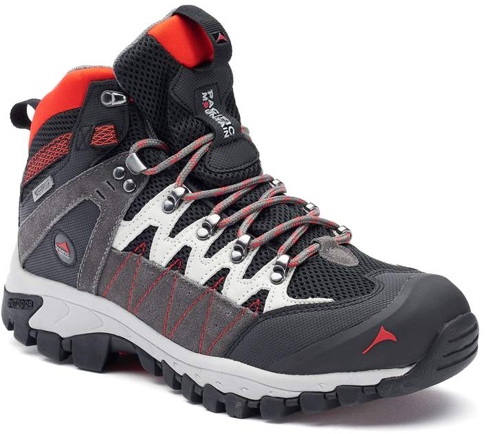 84dc18ecfb6 Pacific Mountain Descend Men's Waterproof Hiking Boots | Products in ...