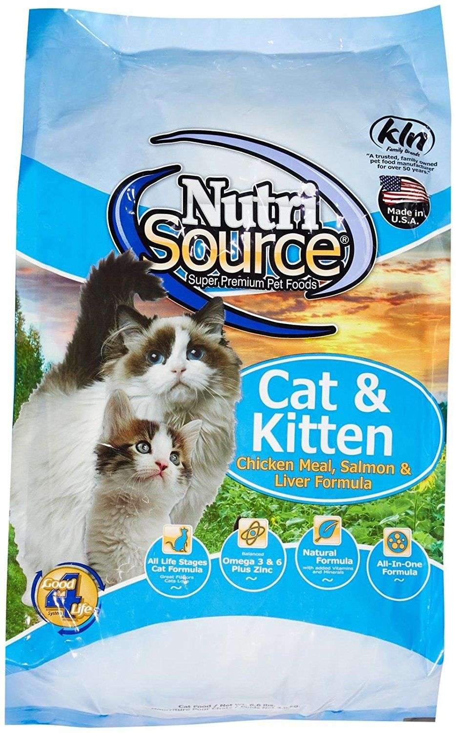 Nutri Source Cat and Kitten Chicken and Rice