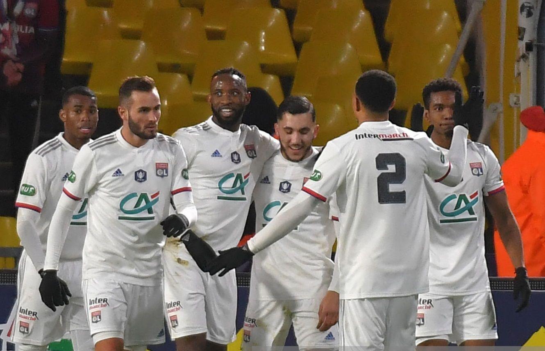 VIDÉO. Nantes Lyon (34). Résumé complet Coupe de