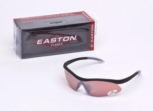 a110f5cd7582 Easton Diamond Flare Sport Sunglasses - Black/Red One Size Easton. $17.95.  Easton's