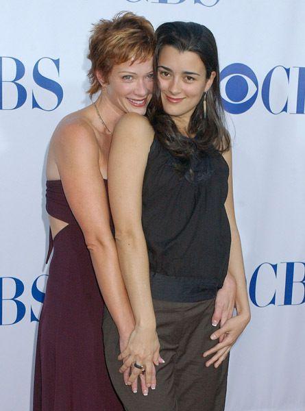 Cote de pablo lesbian photos seems