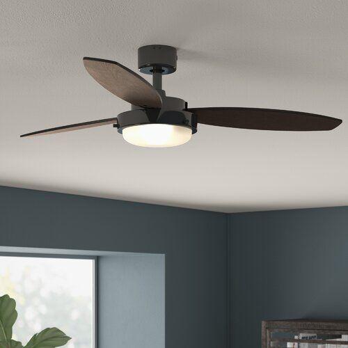 52 Corsa 3 Blade Ceiling Fan Light Kit Included Ceiling Fan