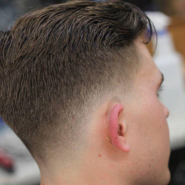 Wet hair. Unstyled. Low fade. #iamiconic #iconicbarbernj #barber #barberlife #barbering #barberingchangedmylife #iconicbarbershop #barbershop #haircut #bergencounty #bergensbest #fade #menshairnj #northjerseybarber #njbarber #sharpfade #nj #barbershopconnect #glenrock #bergen #paramus #gardenstate #uppersaddleriver #saddleriver #ridgewood @barbershopconnect @baxterpro @baxterofca