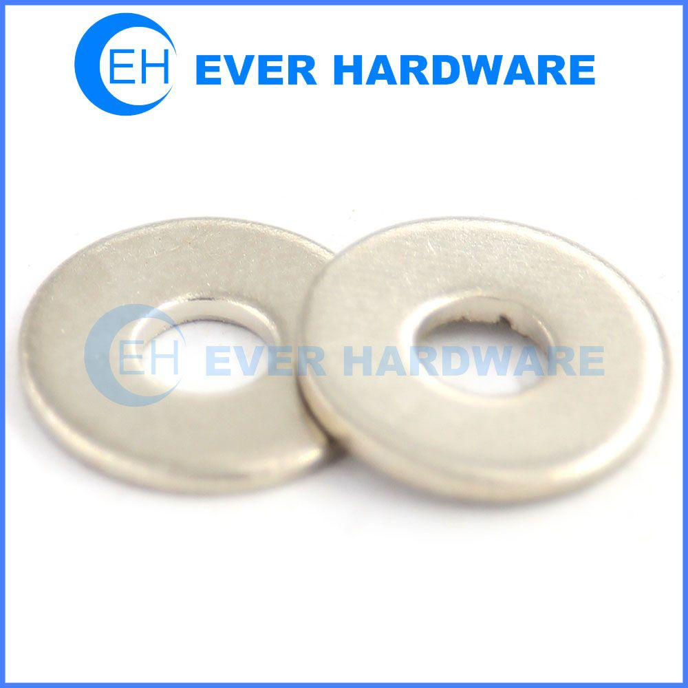 Large Washers Din 125a Iso 7090 Stainless Steel Washers Large Flat Washers