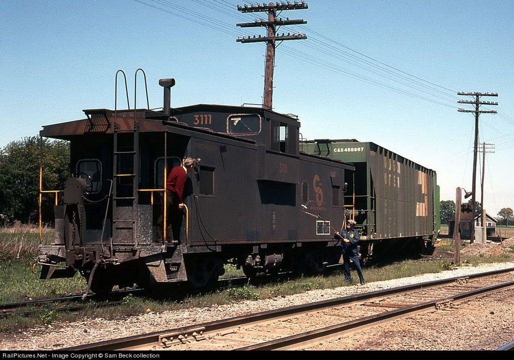 Photo CO 3111 Chesapeake & Ohio (C