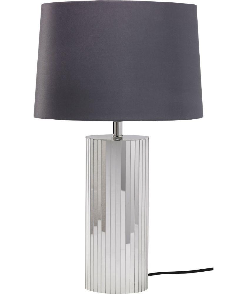 Buy heart of house nina strip table lamp mirror at argos buy heart of house nina strip table lamp mirror at argos geotapseo Image collections