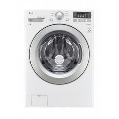 LG 5.0 cu.Ft. Front Load Washer- White