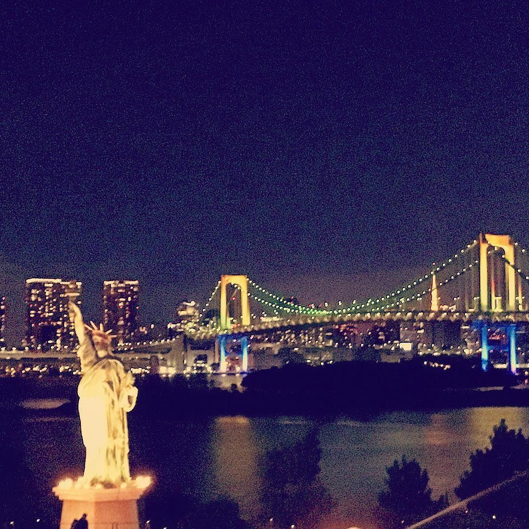 #odaiba by #night #again