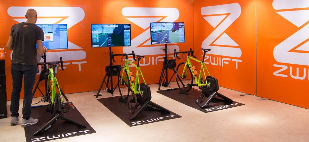 Zwift The Smart Way To Use Your Turbo Trainer Turbo Trainers