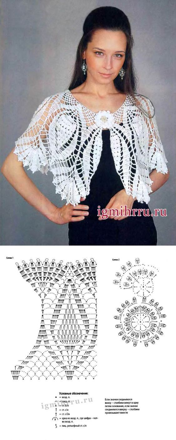 Esquemas ganchillo variados y gratis ⋆ Crochet Patrones | para ver ...