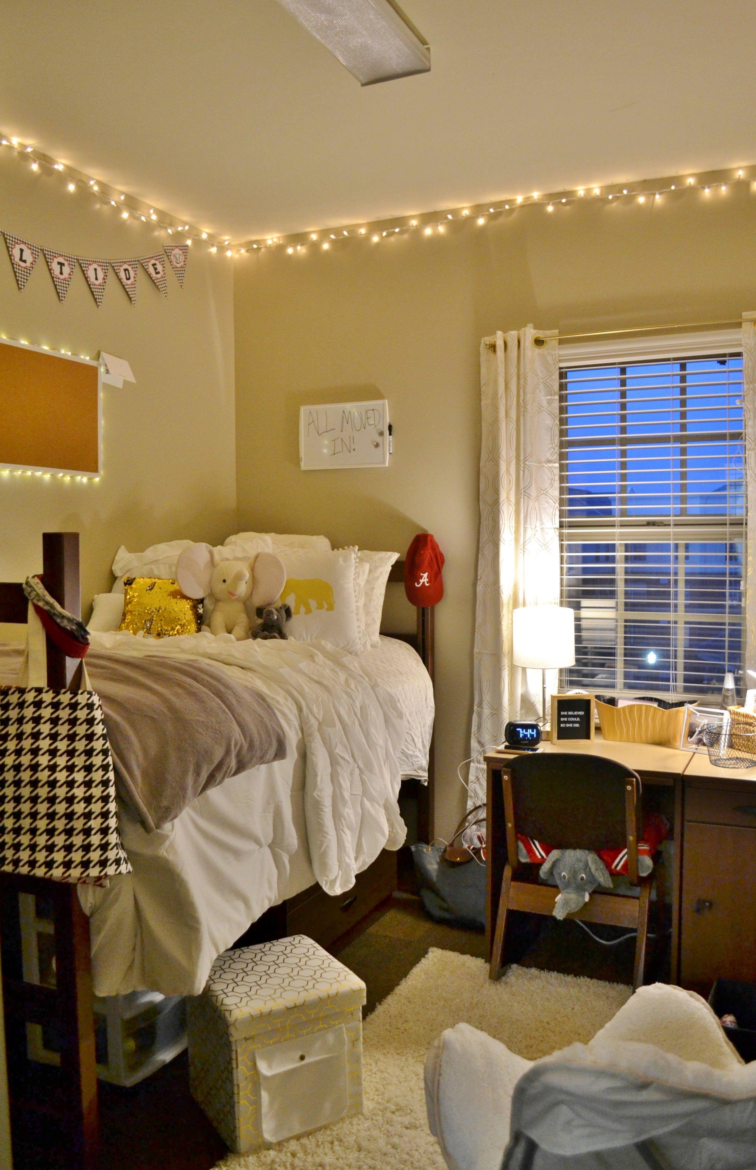 Dorm University Of Alabama Ridgecrest South North Tower