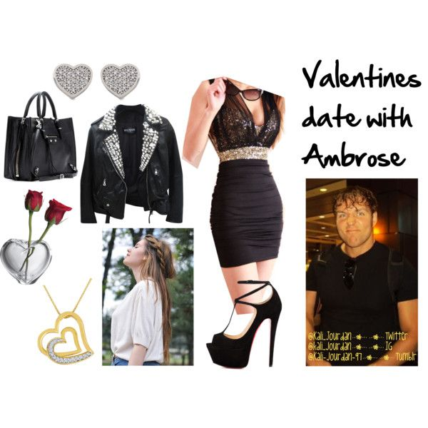 Valentines date with Ambrose