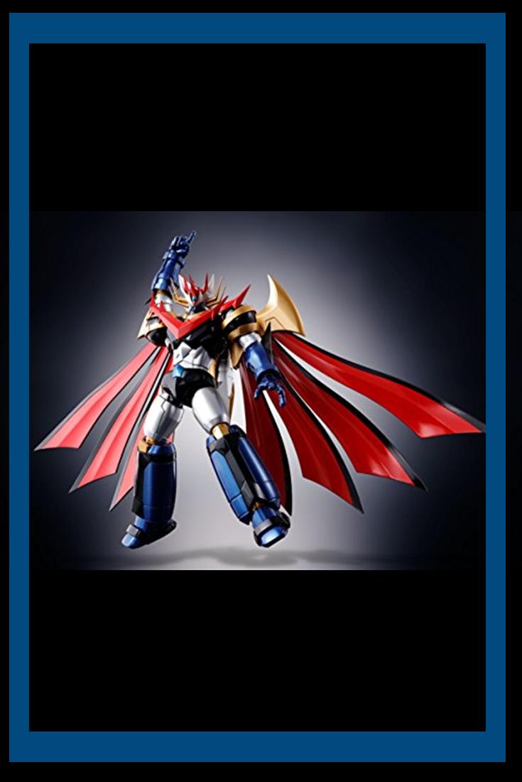Bandai Tamashii Nations Chogokin Mazinemperor G Super Robot Wars V Action Figure