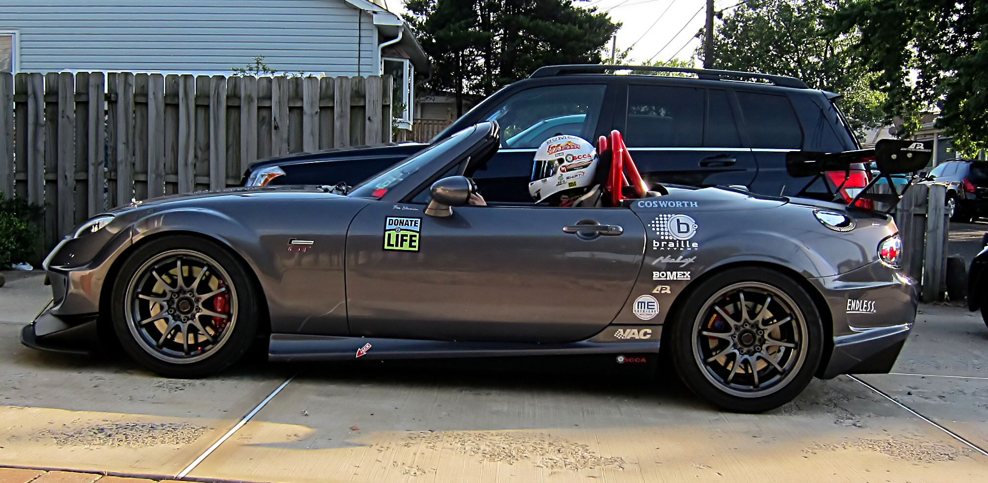 Mx5 Nc Poster Car Pictures Mazda Roadster Rolling Bar