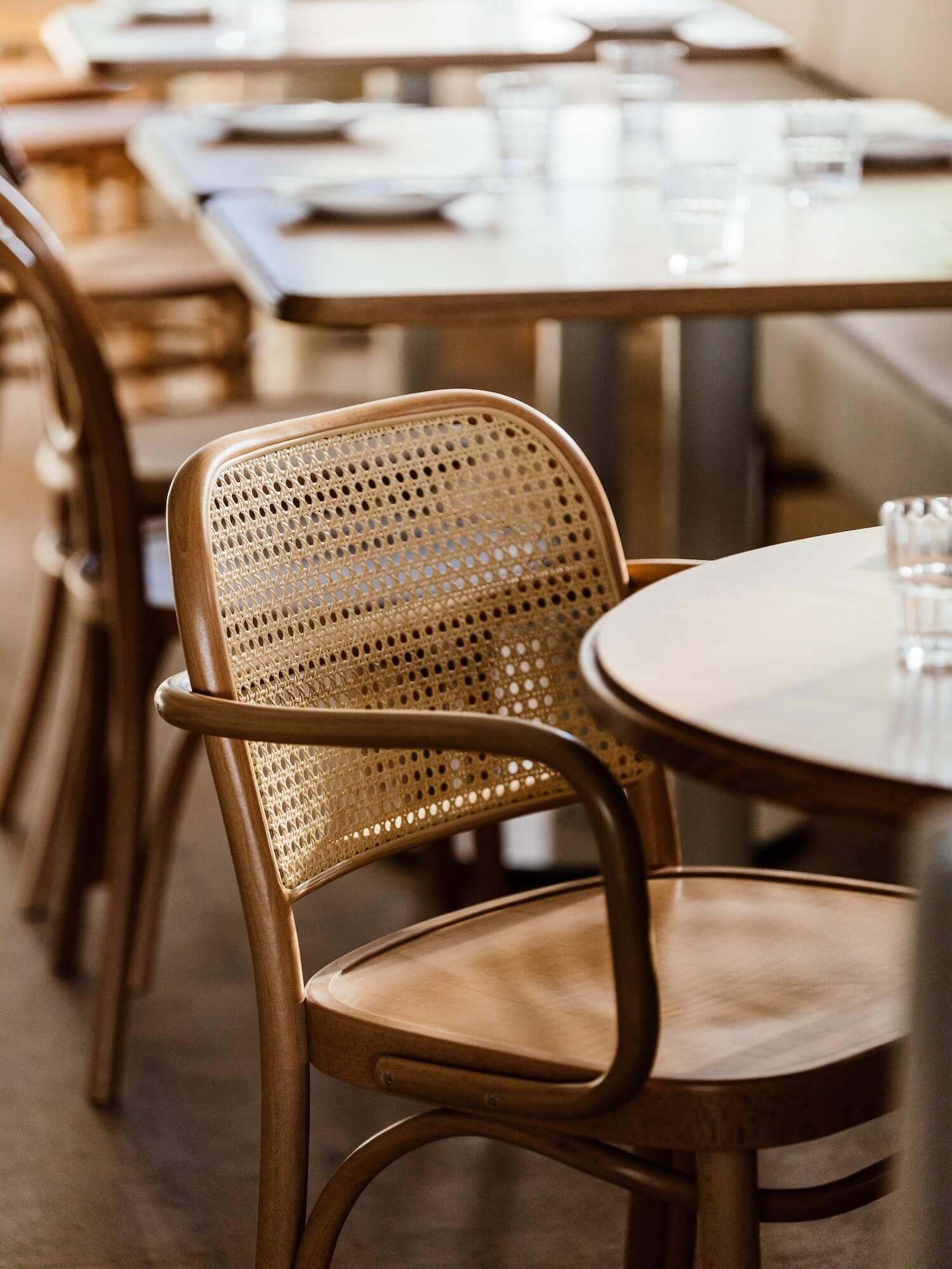 Sisterhood Restaurant By Biasol Hospitality Design Restaurant Interior Design Restaurant Chairs