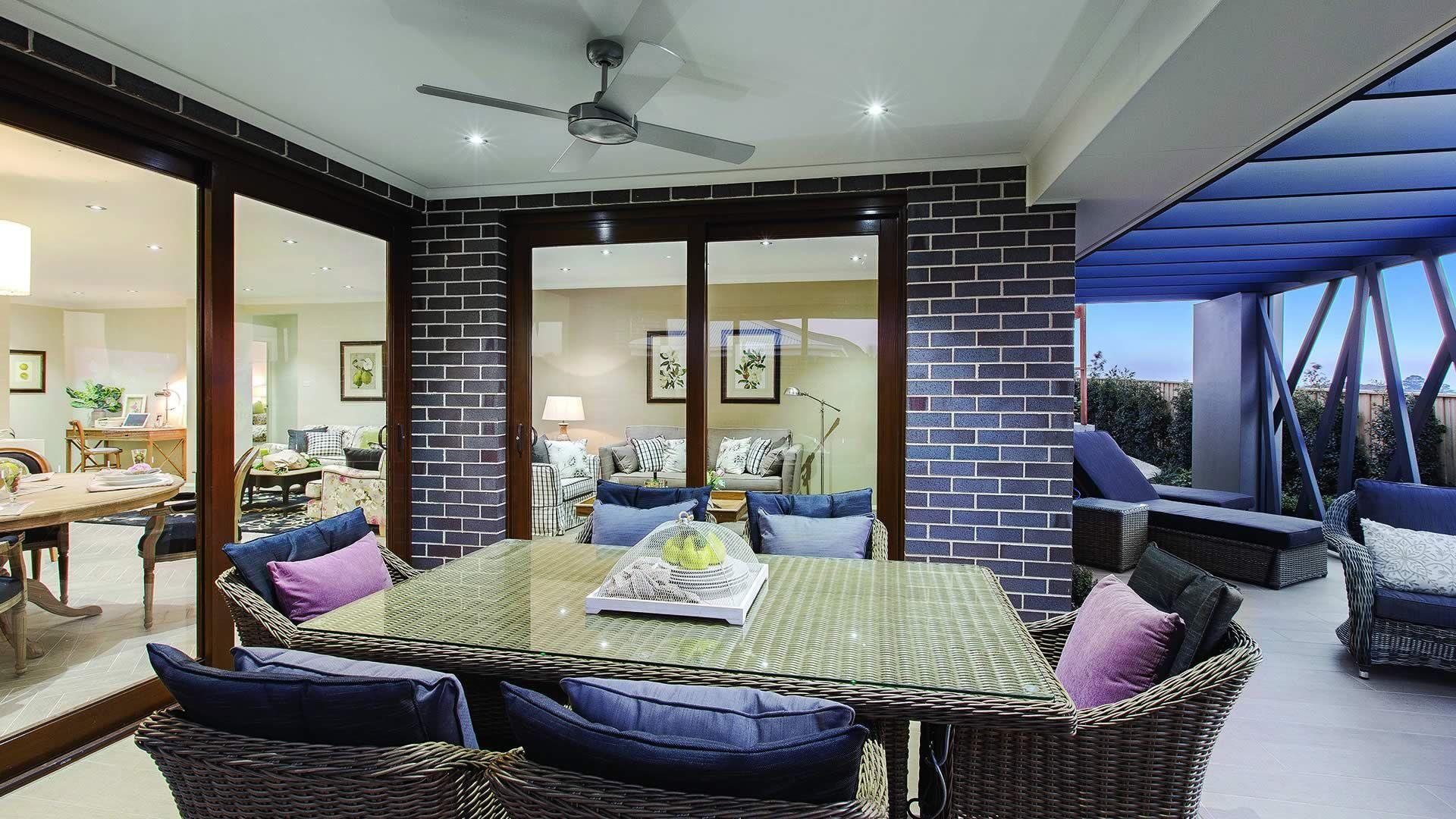 Sheffield lifestyle series eden brae homes alfresco - Sheffield school of interior design ...