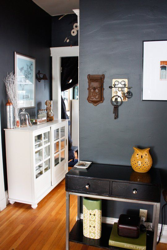 the best paint colors 10 behr dramatic darks grey wall on behr premium paint colors id=26929