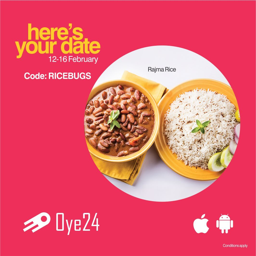 Awesome offer for your Valentine Shenanigans!! Use Code 'RICEBUGS