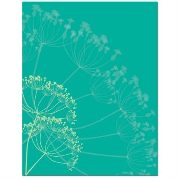 Queen Annes Lace PaperFrames Custom Border Papers by PaperDirect