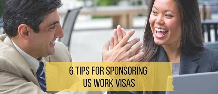 Although obtaining a work visa for an employee seems like