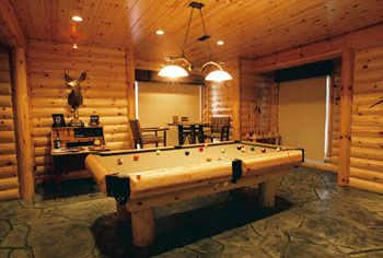 Rustic Look Man Cave : Man caves my dream space and men cave