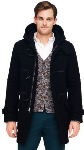 Duffle Toggle Coat