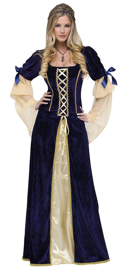 Maiden Faire Adult Costume - Renaissance and Medieval Costumes ...