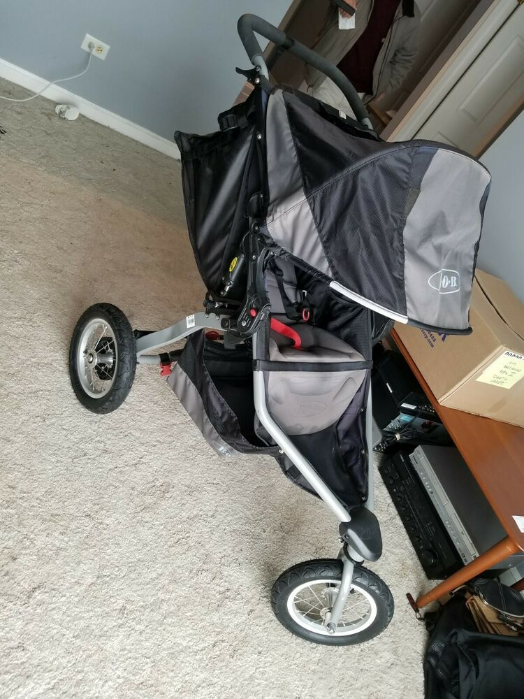 BOB Revolution CE Black Single Stroller 2014 P000029449