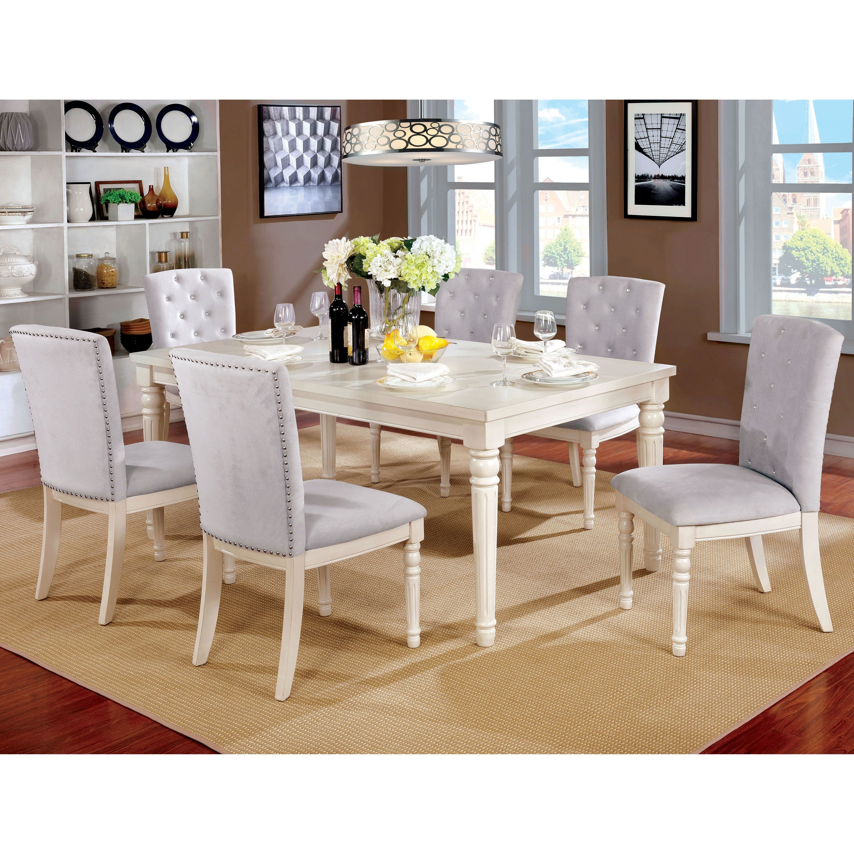 appealing set round furniture off unique uk dining white and room kitchen colored size of f table distressed chairs black beautiful