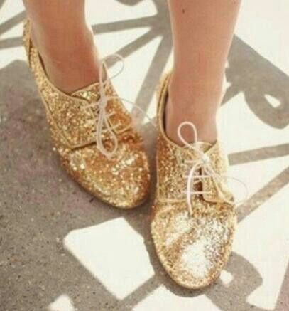 SPARKLY Shoes!!!!!!!!!