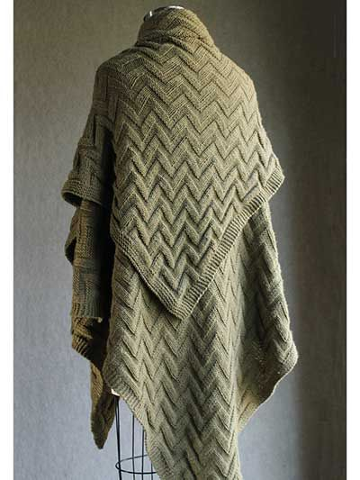 Free Knitting Pattern Library Afghan Knit Pattern With