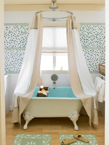 Love The Wooden Bar Across Tub Perfect For A Relazing Bubble Bath With Candles Book Or Journal