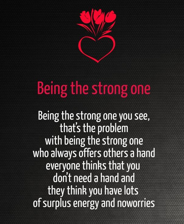 Strong Love Quotes For Him: Strong Love Poems For Him
