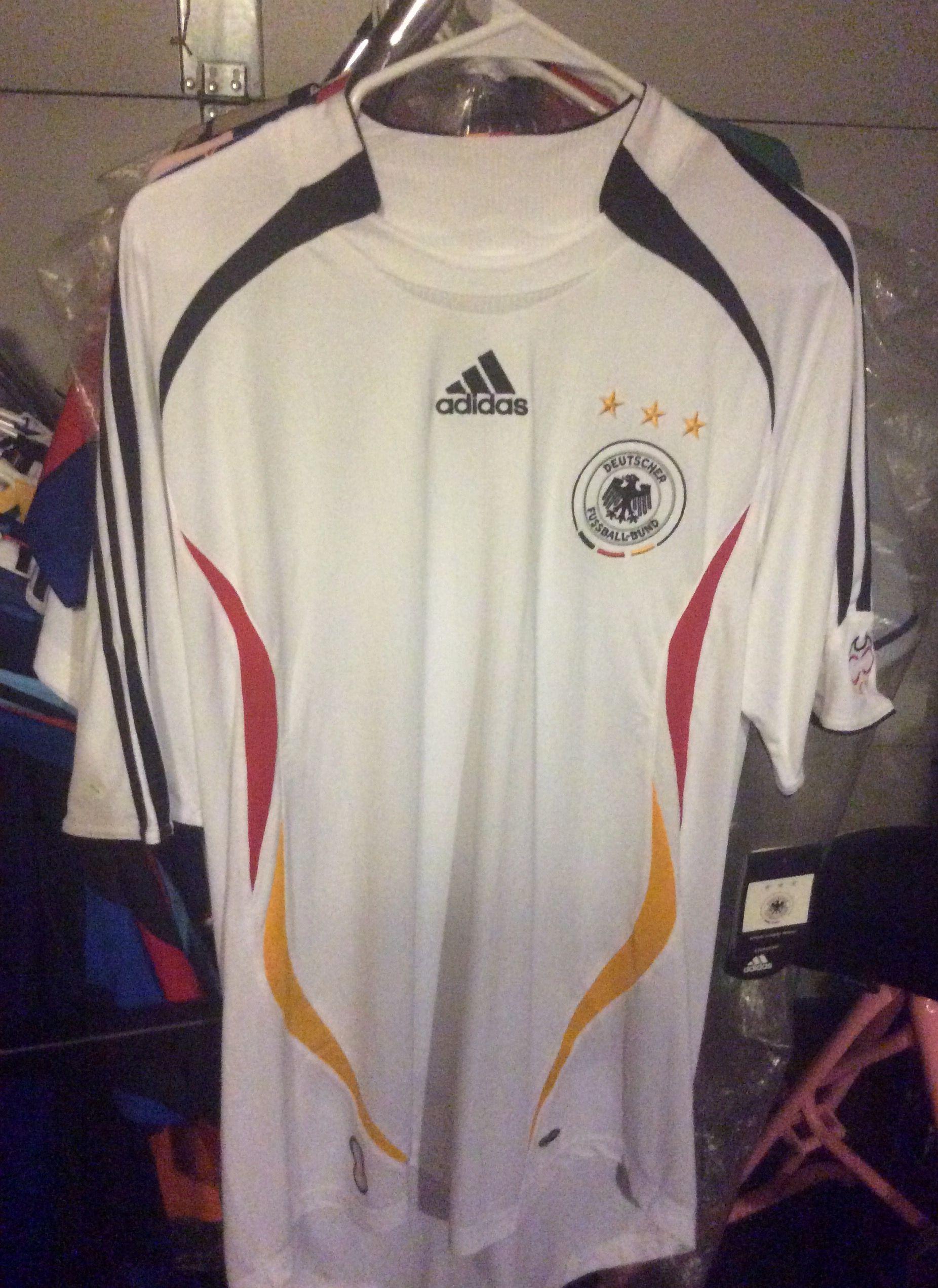 Germany World Cup 2006 Nike Jacket Puma Jacket Athletic Jacket