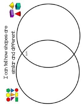 This product is to help support the students in analyzing and this product is to help support the students in analyzing and comparing and shapes venn diagram picture venn diagram with primary the same picture cards ccuart Choice Image