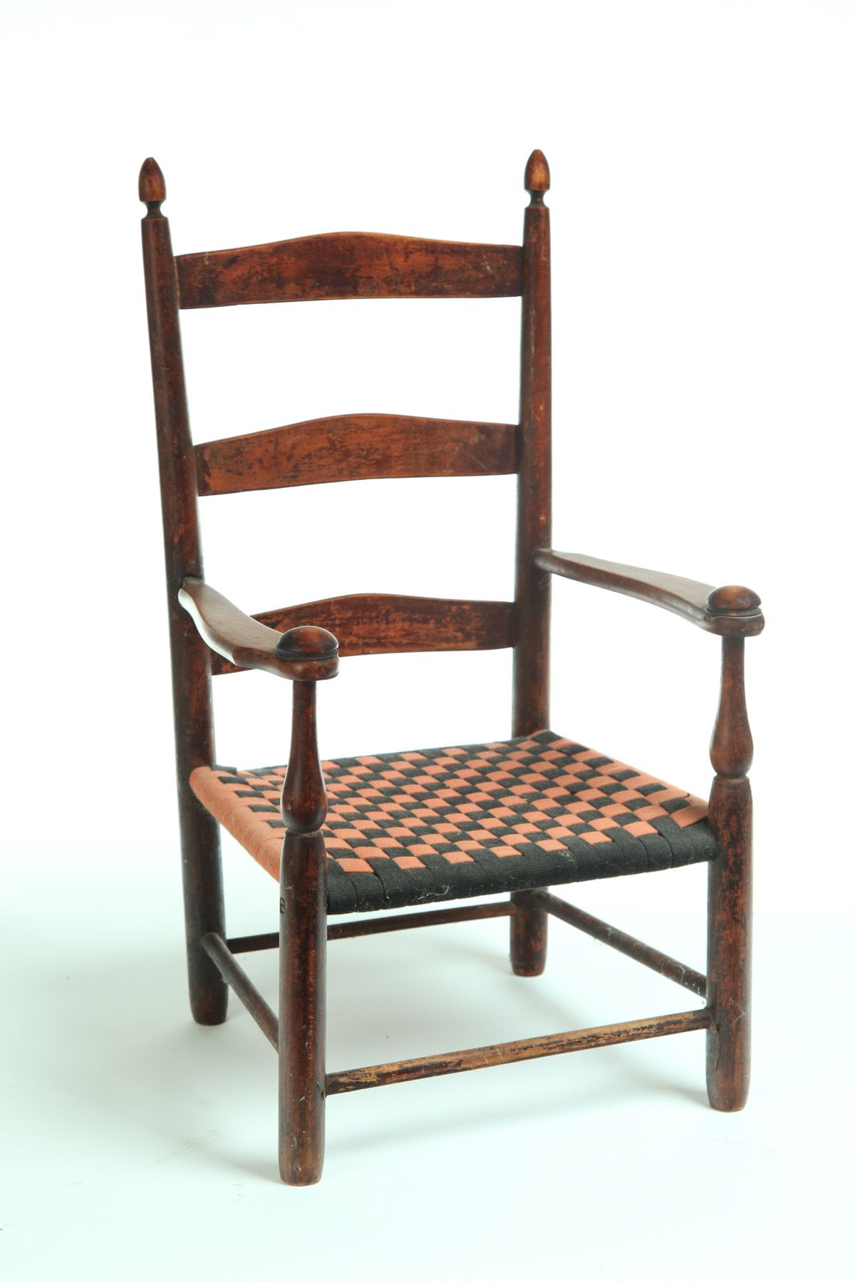 Antique interior · Shaker Child's Chair ... - Shaker Child's Chair American 2nd Half 19th Century Ladderback With