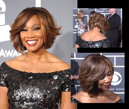 Amazing Feathered Hairstyles For Black Women Pictures You Curl Hair Hairstyles For Women Draintrainus